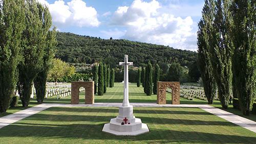 Florence CWGC Cemetery