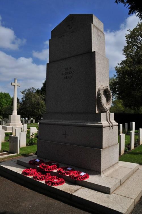 RBL SA ceneotaph Richmond cemetery